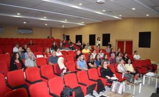 Kırklareli'nde, 'Kronik Hastalıklar İzlemi Eğitici Eğitimleri' veriliyor