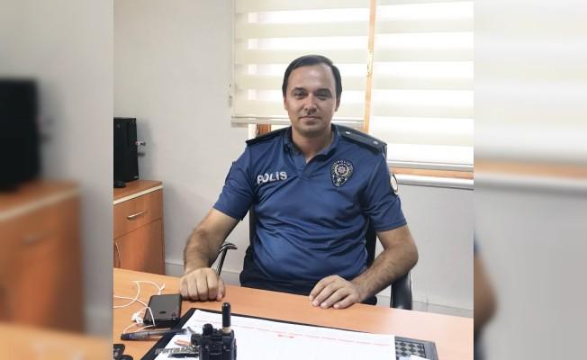 Komiser Taş, Trafik Tescil Büro Amiri oldu