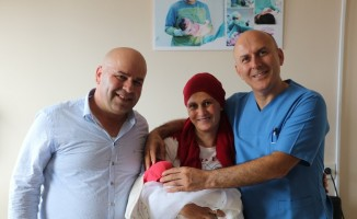 Kurt çiftinin bebek hasreti tıp literatürüne girdi