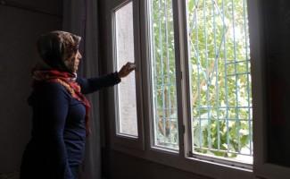 Maganda kurşunuyla dünyası kararan kadın yardım bekliyor