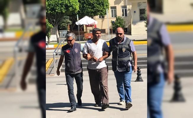 Manavgat'ta astsubayı yaralayan zanlı tutuklandı
