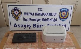 Mardin'de bahisçilere operasyon