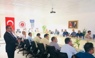 Mersin Cumhuriyet Başsavcılığı Koruma Kurulu toplantısı gerçekleştirildi