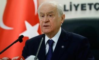 MHP Genel Başkanı Bahçeli: MHP yerel seçimlerde İstanbul'da aday göstermeyecek
