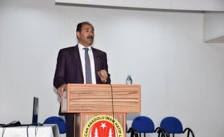 Millî Eğitim Müdürü Aziz Gün'den okul ziyaretleri
