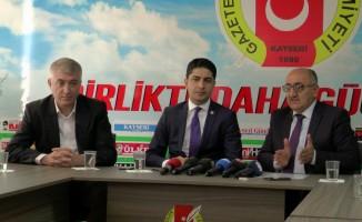 """Milletvekili Özdemir: """"Seçimlere yarın yapılacakmış gibi hazırız"""""""