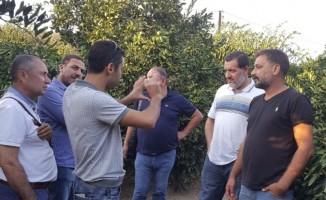 Mısır'dan gelen tarım üreticileri Selçuk'ta ağırlandı