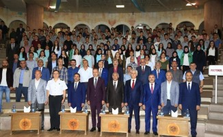 """Nevşehir Belediye Başkanı Seçen, """"Ahilik bir insanlık ve ahlak sistemidir"""""""