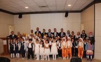 Oltu Şehitler İlkokulu'nda Eğitim ve Öğretim Haftası kutlama programı