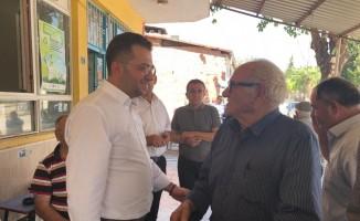 Pamukkale'de 'Nefesiniz Nefesimizdir' projesi devam ediyor