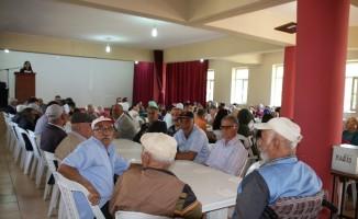 Pir Sultan Abdal Kültür Derneğinden aşure ikramı