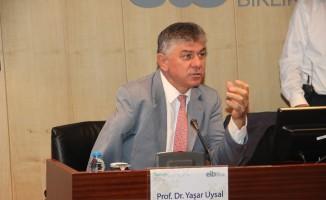 """Prof. Dr. Yaşar Uysal: """"Türkiye 2019'un ilk yarısında büyümede eksiyi görebilir"""""""