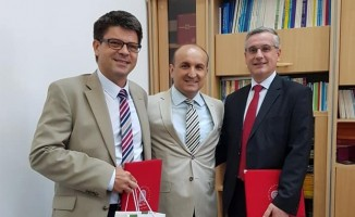 Romanya'dan 2 üniversiteyle Erasmus anlaşması