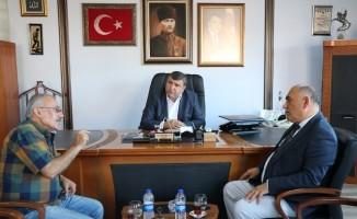 Şahin, Türk Metal'den destek istedi