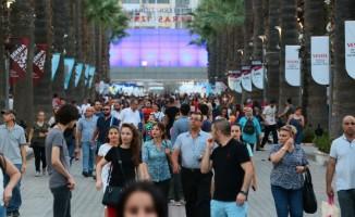 Sancak'tan İzmirlilere teşekkür