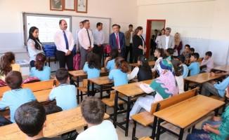 Şanlıurfa'da eğitim desteği sürüyor