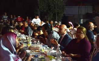Sarayköy'de Alevî-Bektaşî vatandaşlar için iftar yemeği