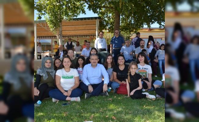 Selçuk Üniversitesinde Binicilik Sosyal Tesisleri tanıtıldı