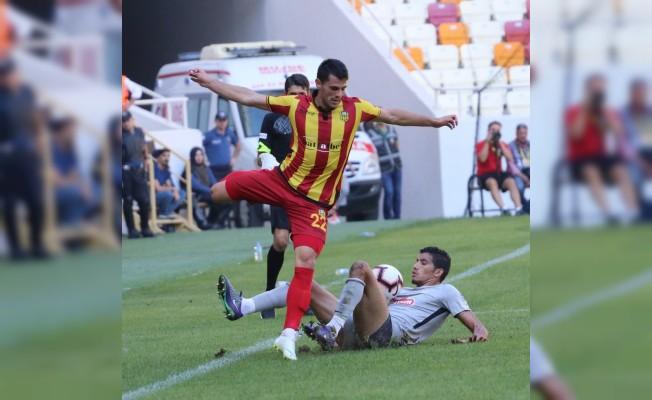 Spor Toto Süper Lig:  Evkur Yeni Malatyaspor: 1 - Çaykur Rizespor: 0 (Maç sonucu)