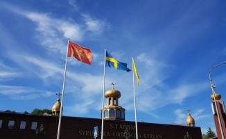 Stockholm'de Süryani Kilisesi yakınında patlama