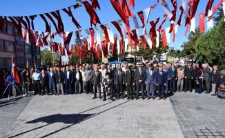Sungurlu'da Gaziler Günü törenle kutlandı