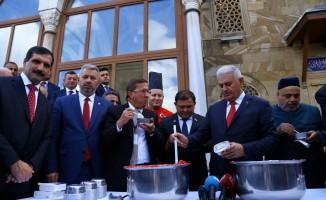 TBMM Başkanı Binali Yıldırım Azerbaycan'da