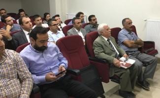 TOSGEB Doğu Anadolu Bölgesi Solucan Gübresi Üreticileri Erzincan'da Toplandı