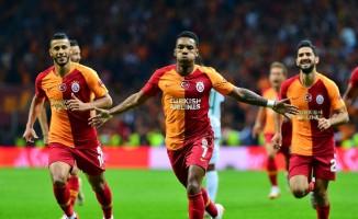 UEFA Şampiyonlar Ligi'nde ilk gol Garry Rodrigues'ten