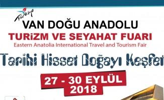 Van Turizm ve Seyahat Fuarı kapılarını açmaya hazırlanıyor