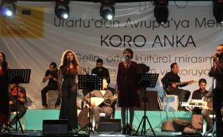 Van'da 'Urartu'dan Avrupa'ya melodiler' konseri