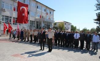 Varto da 19 Eylül Gaziler günü kutlandı