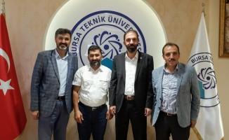 """Yünkül: """"Bursa'daki teknik üniversite sayısı artmalı"""""""