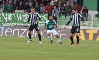 Ziraat Türkiye Kupası 3. Eleme Turu: Kırşehir Belediyespor: 2 - Altay: 3