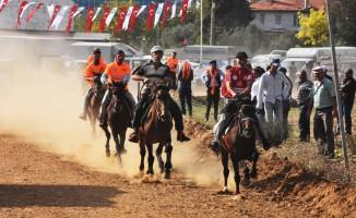 21. Geleneksel Muğla Menteşe Rahvan At Yarışları