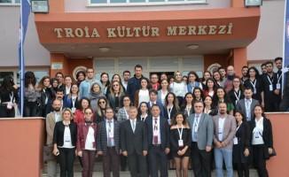 2. Uluslararası Mimarlık ve Tasarım Kongresi Açılış Töreni gerçekleşti