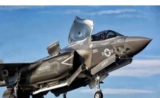 ABD F-35 uçuşlarını durdurdu