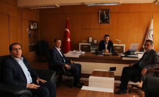 AFAD-SEN Başkanı Çelik'ten Eskişehir ziyareti