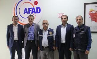 AFAD-SEN Genel Başkanı Ayhan Çelik Kütahya'da