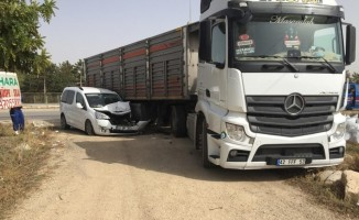 Afyonkarahisar'da kaza: 1 ölü