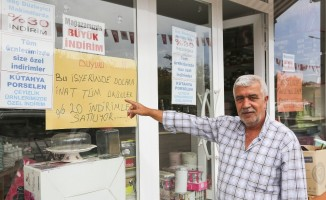 Ahlatlı esnaftan enflasyonla mücadeleye destek