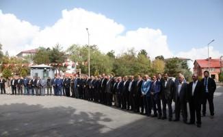 Ahlat'ta 19 Ekim Muhtarlar Günü