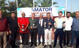 Akdeniz Belediye Spor Kulübü'ne 'Yılın Enleri' ödülü