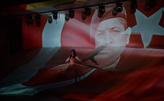 Ankara Tiyatrosu ile Başkent'in serüveni ve 15 Temmuz mücadelesi anlatıldı