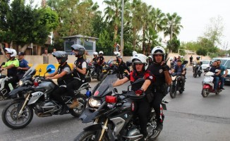 Antalya'da helikopter destekli uyuşturucu operasyonu