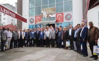 Bafra'da Muhtarlar Günü kutlandı