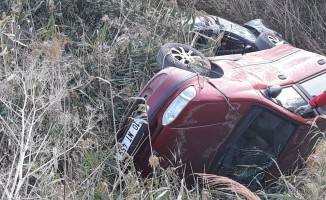 Bandırma'da trafik kazası: 7 yaralı