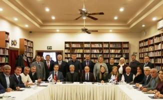 """Başkan Akgün: """"Muhtarlar yerel demokrasinin temel taşlarıdır"""""""