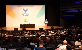 """Başkan Altay: """"Gençliği imar etmek önceliğimiz olmalı"""""""