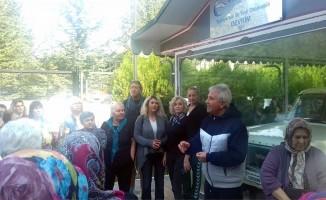 Başkan Demirtaş bayanları Eskişehir gezisine uğurladı