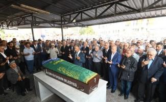 Başkan Hasan Arslan'ın anne acısı